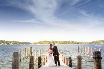 Historic London Town and Gardens Wedding, Annapolis, MD