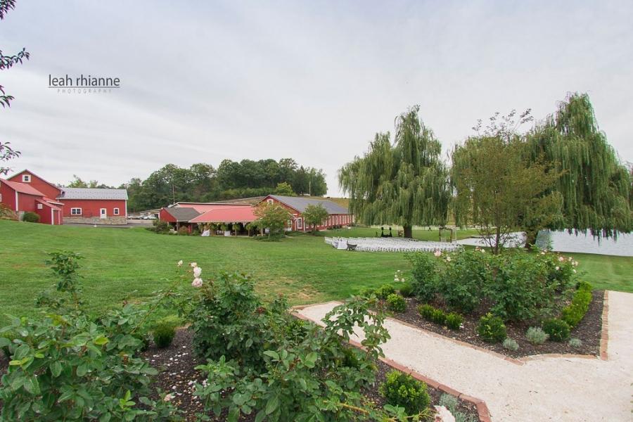 Katelyn Evan Pond View Farm Wedding